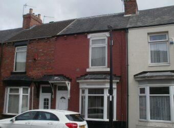 Warwick Street, Middlesbrough