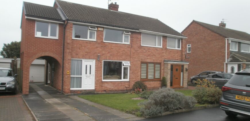 Yearby Close, Acklam